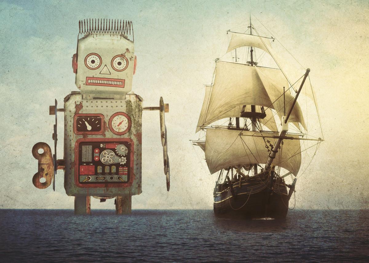 sailing takes me away.