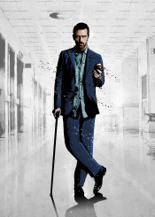 gregory house dr doctor hugh laurie tv series