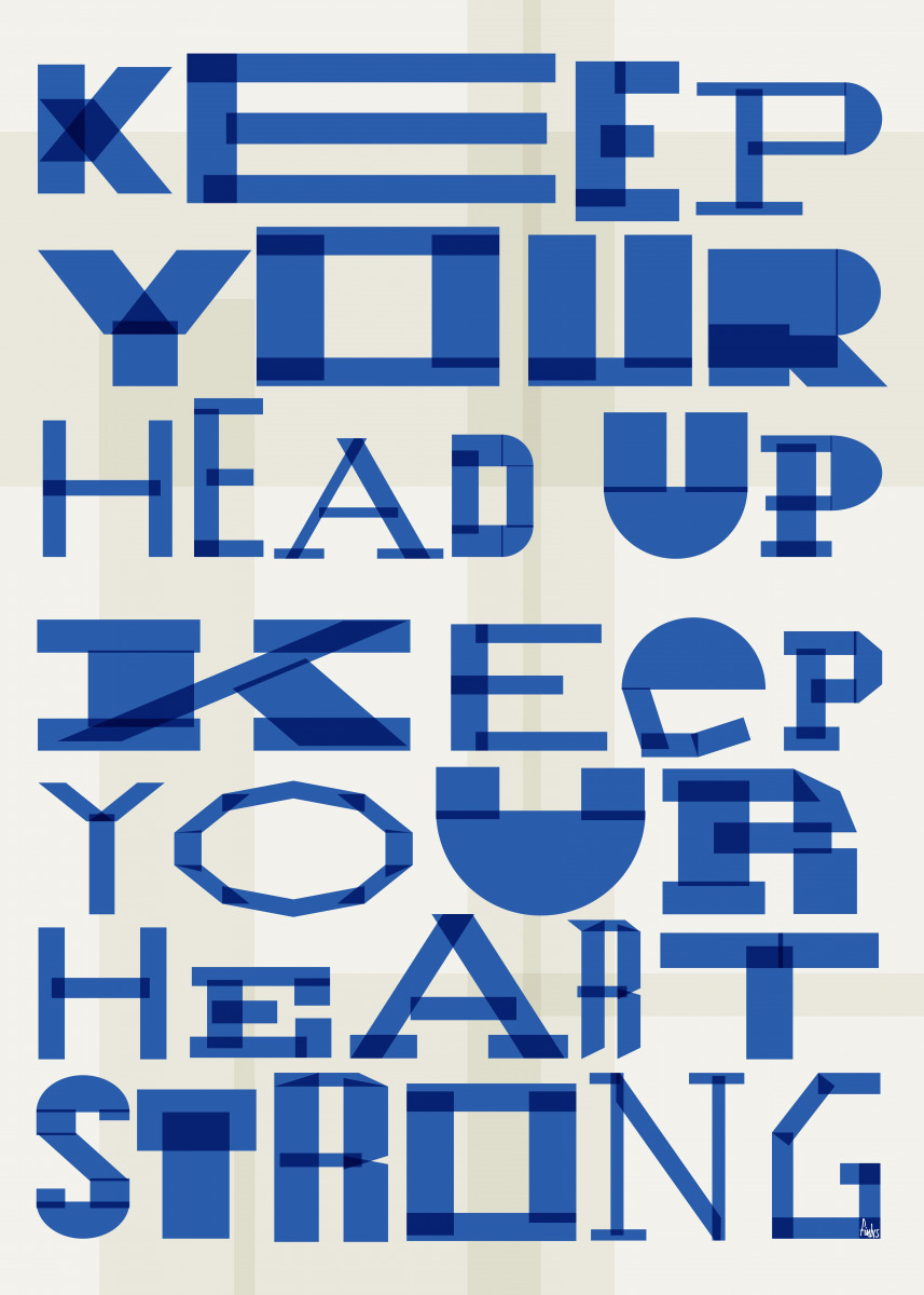 Keep Your Head Up 194169