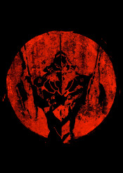 evangelion eva unit1 unit 01 1 shinji japanese japan anime manga red sun fanfreak blood grunge asuka rei fei vintage moon root robot cool cute kill end not advance simple