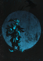 games game gaming zelda link moon majora mask vintage retro sun blue cold cool masks anime manga nintendo grunge water color colour villian foe kill killer rupes gems gem gold gg