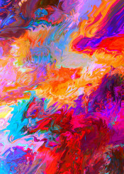 zoja abstract galaxy colors colorful black white pixel explosion explosive graphic art digital artistic glitch cool nerd geek fractal nebula space spaceart univers stars psychedelic psychedelicart dorianlegret