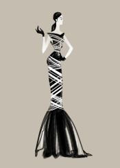 fashion illustration fashionsketch fashionillustration chic couture glamour minimal style fashiondesign