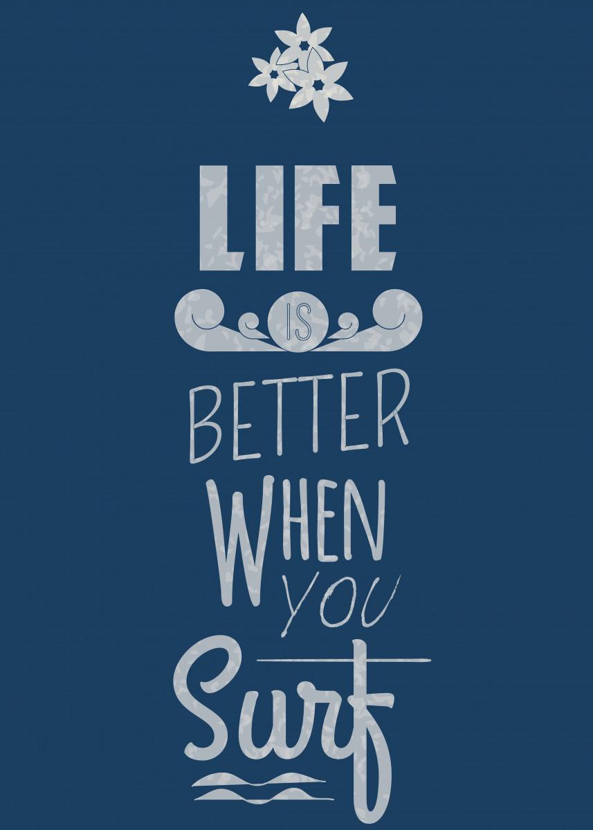 Surf a Better Life 201444