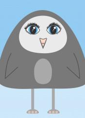 penguin bird animal animals cute geometric cartoon cold kawaii penguins birds cartoons