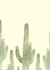 cactus desert ink watercolor paint decor decoration homedecor homedesign trends fashion buyart