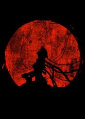 sun red ink wire power off onn on ghost in the shell anime manga japan japanese crimson moon black fan art fandom fanfreak film movie tv series major kuze