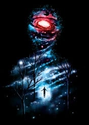 space galaxy transcend galactic nature stars