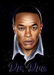 drdre compton music hiphop rap portrait rnb voice art