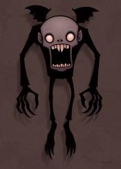 nosferatu vampire dracula count demon monster bat spooky halloween