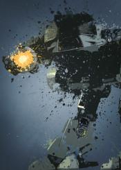 ed 209 robocop cyborg robot omni consumer products splatter