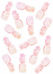 pineapple pineapples fruit fruity girls girly women fashion decor homedecor homedecoration homedesign buyart canvas