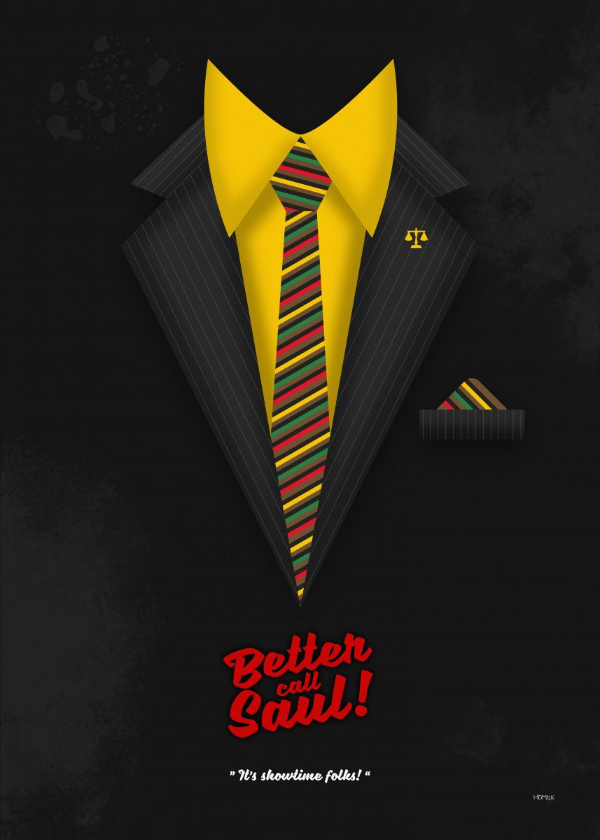 Better Call Saul - Suit No. #1 - James Morgan