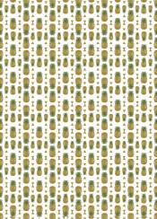 pineapple pattern color summer fresh geometric repeat decor homedecor buyart canvas artprint