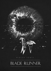 blade runner ridley scott classic movies posters film minimalistic