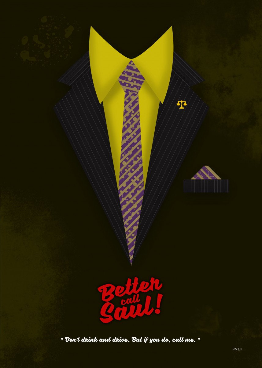 Better Call Saul - Suit No. #6 - James Morgan