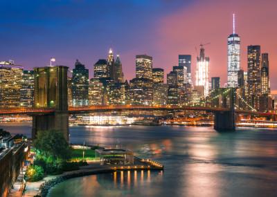 Randy Lemoine New York City   Displate Prints on Steel