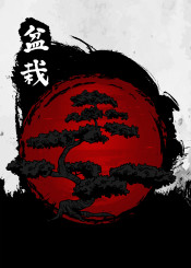 japanese bonsai japan asian tree small cute kawai hobby nippon nipon penjing planting penzai