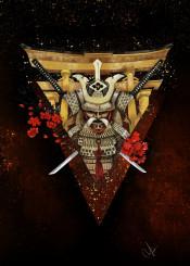 warrior samurai me