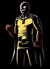 one hero punch anime manga power super superhero