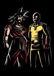 anime manga one power hero punch dragon god ball