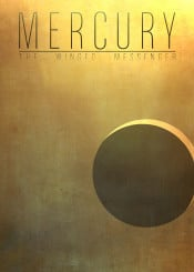 planet planets mercury solar system minimalism space holst