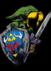 zelda link game gamer gaming triforce majoras mask hyrule warrior ocarina of time