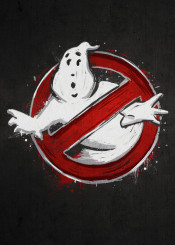 ghostbusters ghost paint splatt gonna