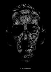lovecraft hp horror cthulhu gods literature typography eldritch authors cults