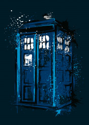 doctor who time space tardis