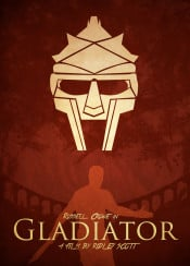 gladiator movie film russell crowe rome mask