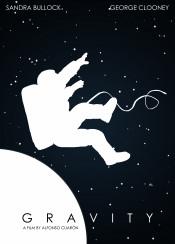 gravity movie film space astronaut