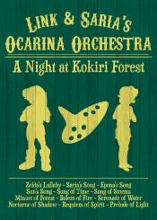 zelda link ocarina orchestra concert