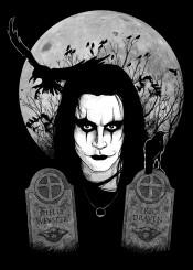 crow raven eric draven shelly webster lee brandon
