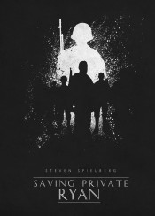 saving private ryan steven spielberg movie movies classic posters