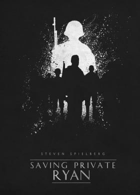 an analysis of saving private ryan a film by steven spielberg 3 details from 'saving private ryan' that push the movie to another level but it just goes to show how much heart spielberg put into the movie christopher nolan's 'dunkirk' takes cues from steven spielberg.