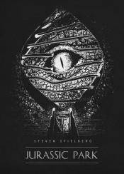jurassic park steven spielberg movie movies classic posters retina