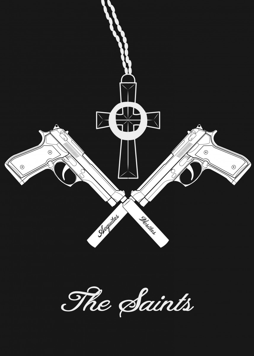 The Saints V2. Fanart from the movie: The Boondock Saints from Troy Du 236853