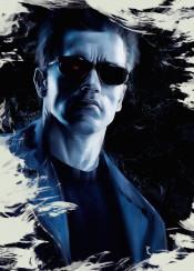 terminator schwarzenegger arnold movie poster pop culture classic scifi
