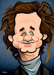 billmurray caricature bigern erniemccracken kingpin bowling combover comedy