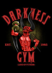 lord darkness legend demon gym fitness