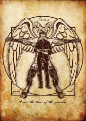 preacher genesis angels demovs good evil bible series tv jesse predicador vampire comic