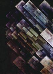 geometric dark space