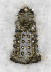 doctorwho doctor who dalek sketch bbc