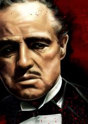 godfather vito corleone marlon brando film epic mafia drama