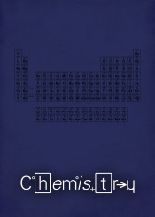 chemistry periodic table poster science