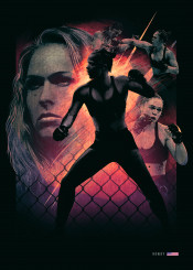 ronda rowdy rousey mma ufc ultimate fighting championship cage america united states girl woman