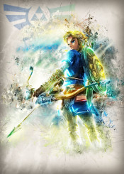 link zelda mask hero cool art manga anime animation comic cartoon game gaming film movie