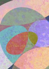 stone strones pastel gem positive balance weight bright vivid spring egg eggs easter