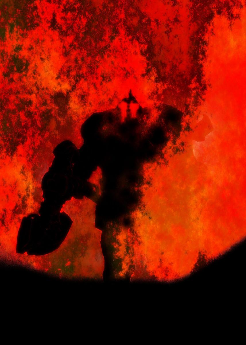 Sion - The Undead Juggernaut.